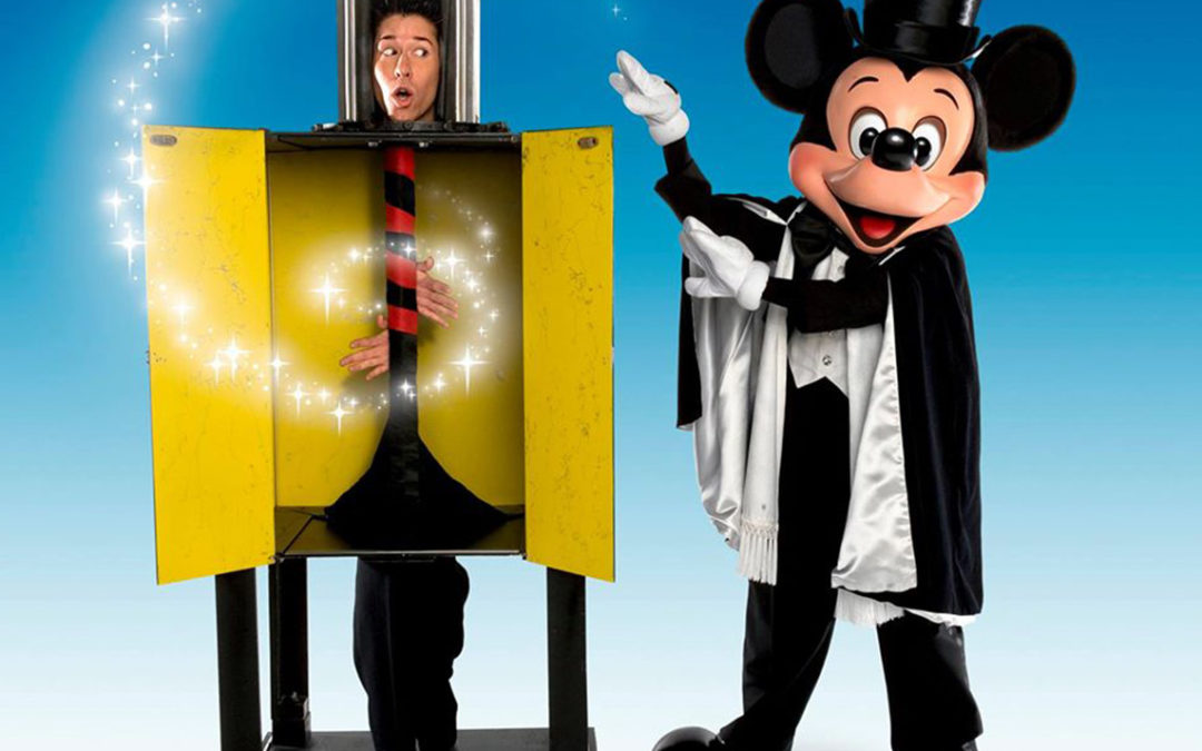 Brad Ross Mickey's Magic Show Fun Facts